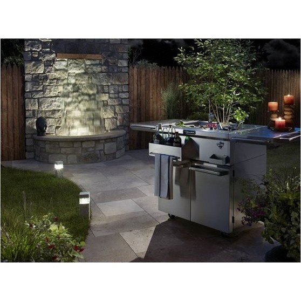 """Kitchenaid Outdoor Kitchen: KitchenAid KFFU271TSS 30"""" Outdoor Bar"""