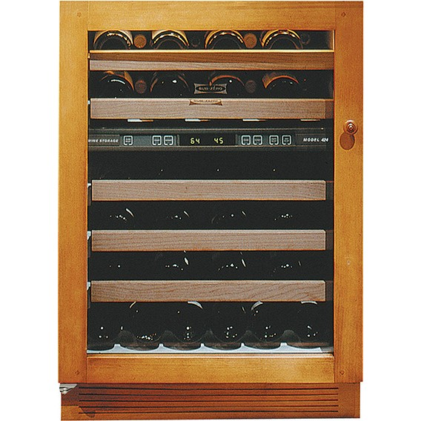 Subzero 424g O 24 Quot Undercounter Glass Door Wine Storage