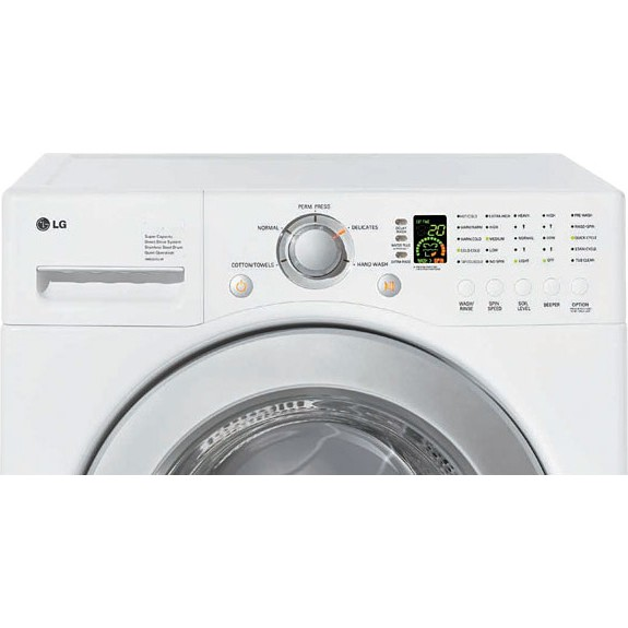 Lg front load Washer wm2016cw Manual