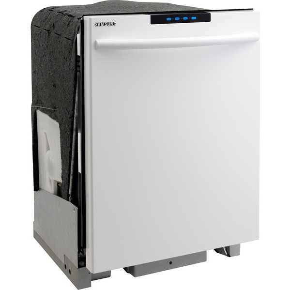 Samsung Dmt800rhw Semi Integrated Dishwasher With 6 Wash