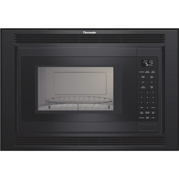 Thermador Mceb 27 Quot Black Built In Convection Microwave Black