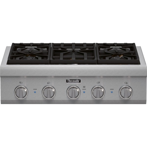 Pcg305p Thermador Professional 30 Quot Gas Rangetop 5 Burners