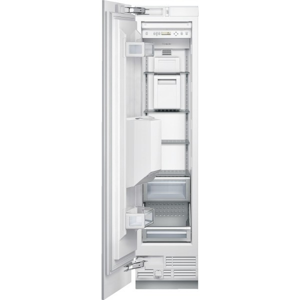 Thermador T18id800lp 18 Quot Built In Fully Flush Freezer