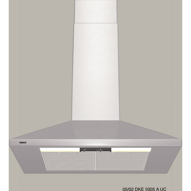 Bosch Dke9305auc 30 Quot Chimney Style Vent Hood Stainless Steel