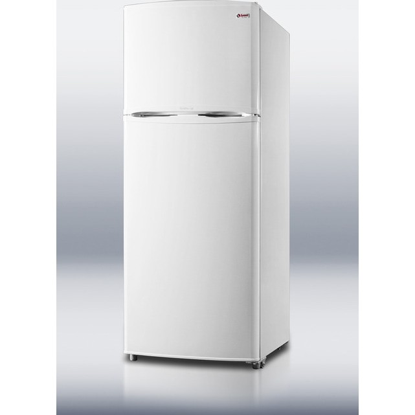 summit ff1062w 23 wide 9 4 cu ft counter depth top freezer refrigerator white. Black Bedroom Furniture Sets. Home Design Ideas