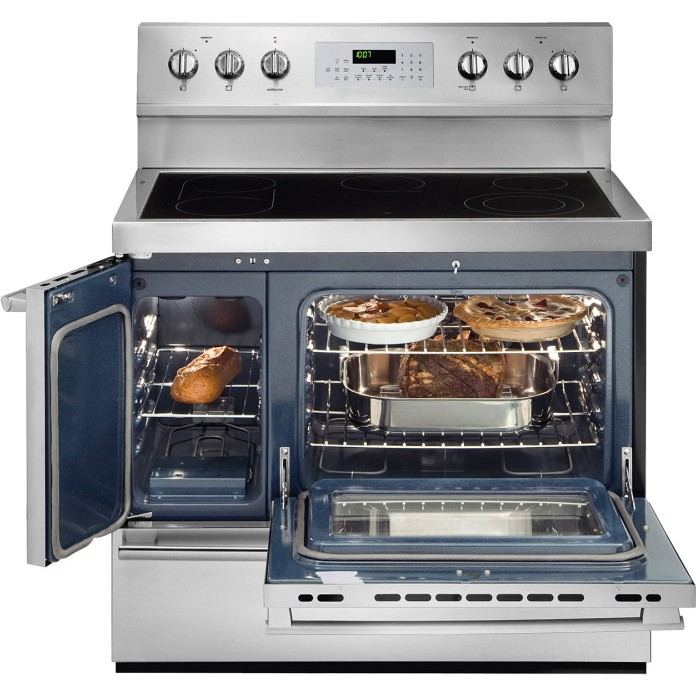 Professional Cooking Appliances ~ Frigidaire professional fpef kf quot freestanding