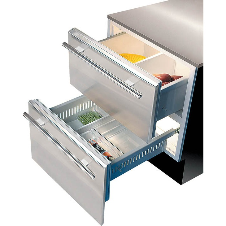 Subzero 700BC 27 Integrated Combination Refrigerator Drawer