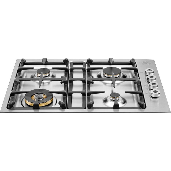 Bertazzoni qb30 4 00 x 30 4 burner cooktop for Viking wok burner