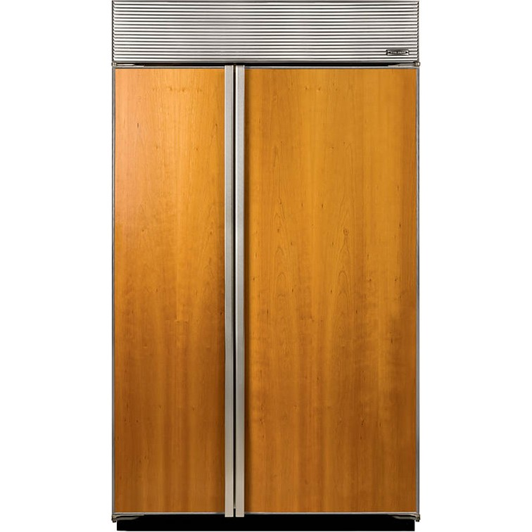 Sub Zero Bi 48s O 48 Quot Built In Side By Side Refrigerator