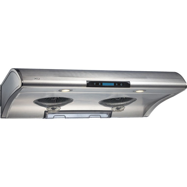 "Xo Kitchen: XO XOA36S 36"" Under Cabinet Range Hood With 550 CFM, 6"