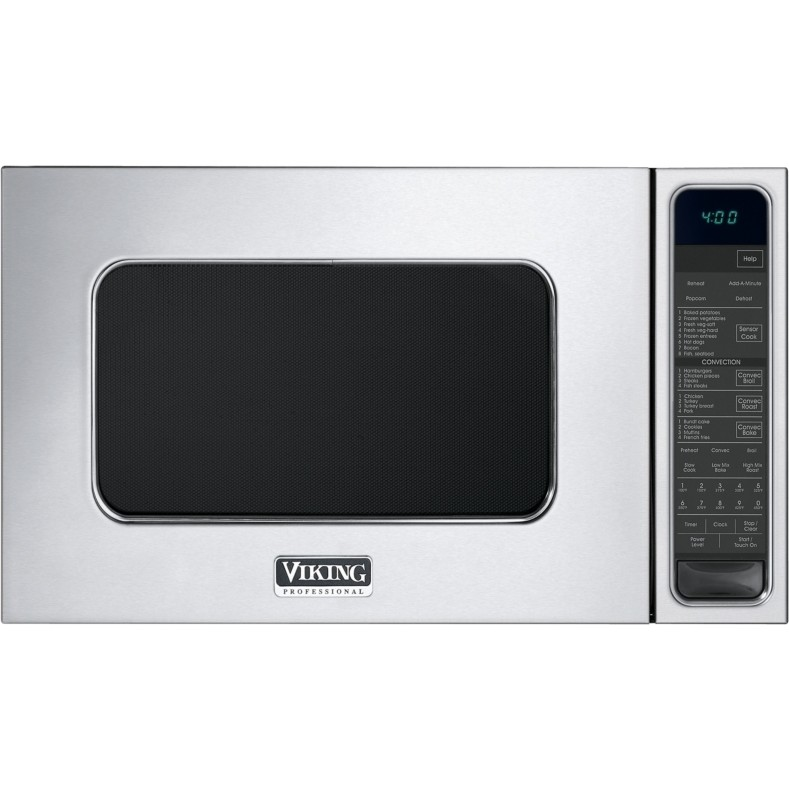 VMOC206SS | Viking Professional Custom Series 1.5 cu. ft. Built In Microwave Oven, Convection