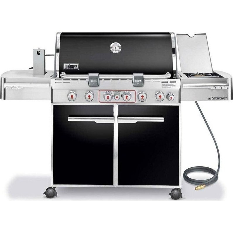 weber summit s 670 gas grill propane barbecue home. Black Bedroom Furniture Sets. Home Design Ideas