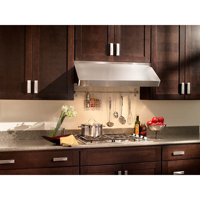 Best UP27I30SB Under Cabinet Range Hood 30 In