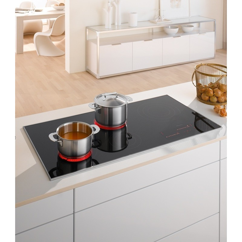 Miele Ovens And Cooktops ~ Miele km quot electric smoothtop cooktop cooking