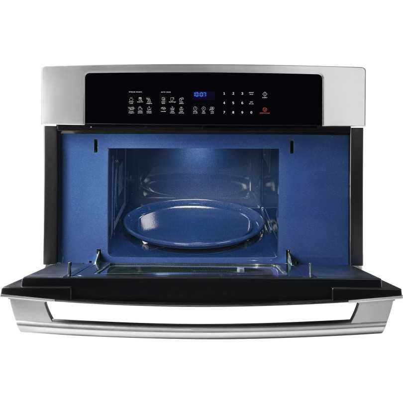 Countertop Microwave Drop Down Door : EW30MO55HS Electrolux 30
