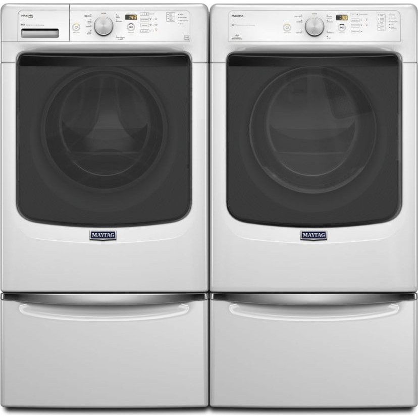Mhw5100dc Maytag 4 5 Cu Ft Maxima Front Load Washer