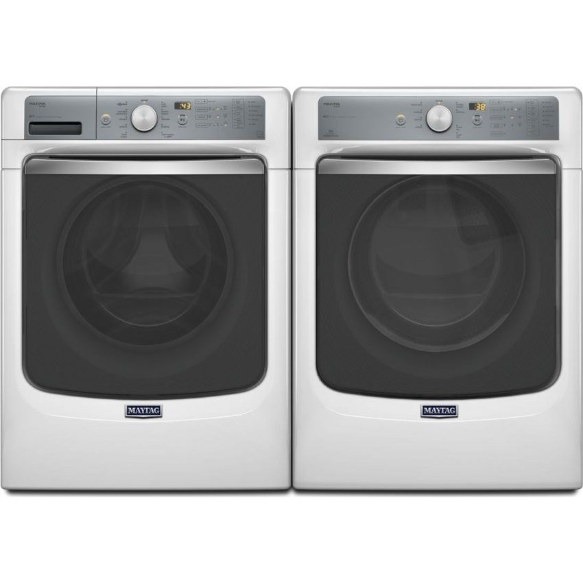 Mhw7100dc Maytag 4 5 Cu Ft Maxima Front Load Washer