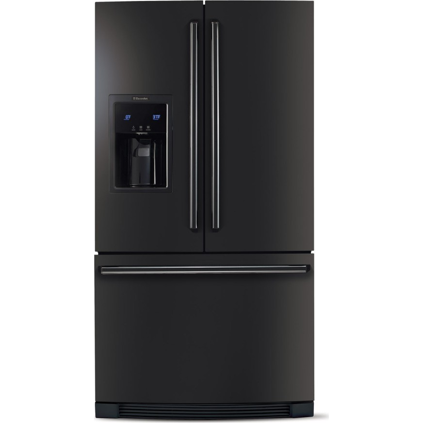 Luxury Refrigerators: Electrolux EW23BC71IB 22.6 Cu. Ft. Counter-Depth French