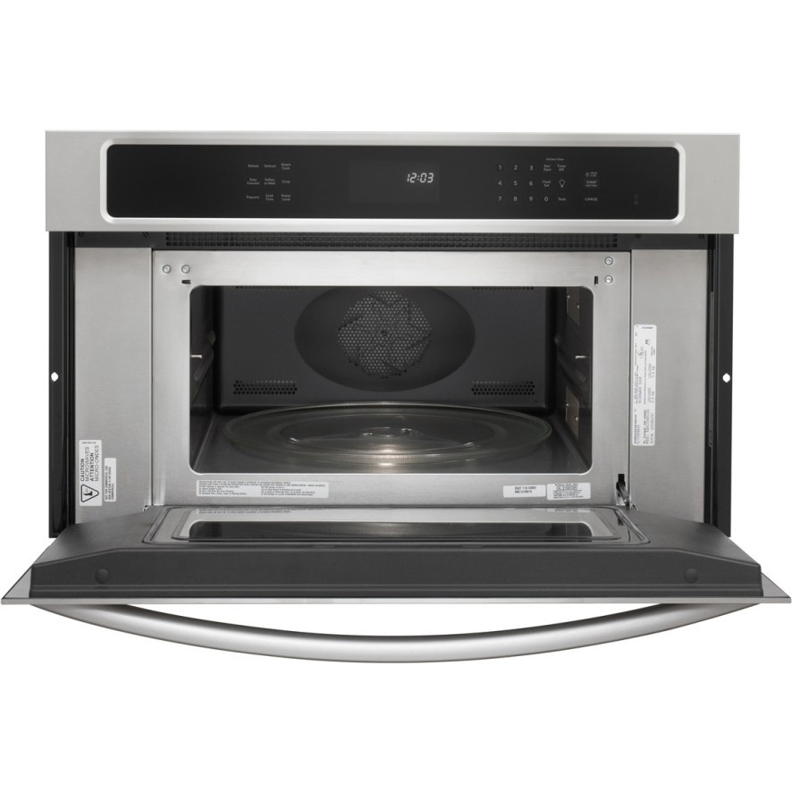 Kitchenaid Kbhs179bss 1 4 Cu Ft Built In Microwave With