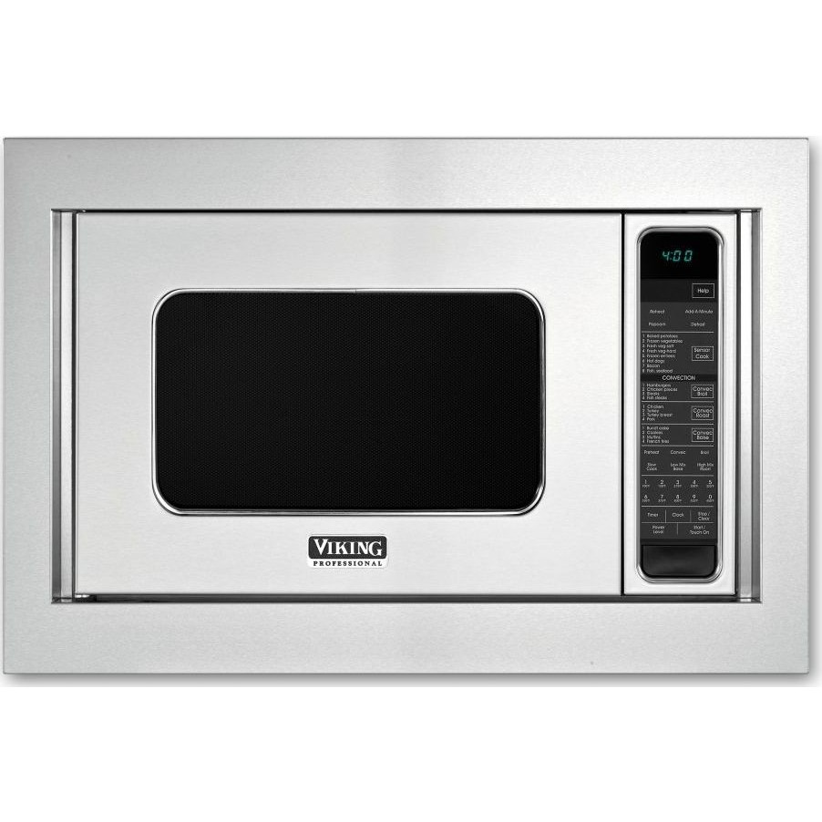 Vmtk307ss viking 30 built in microwave trim kit for Microwave ovens built in with trim kit