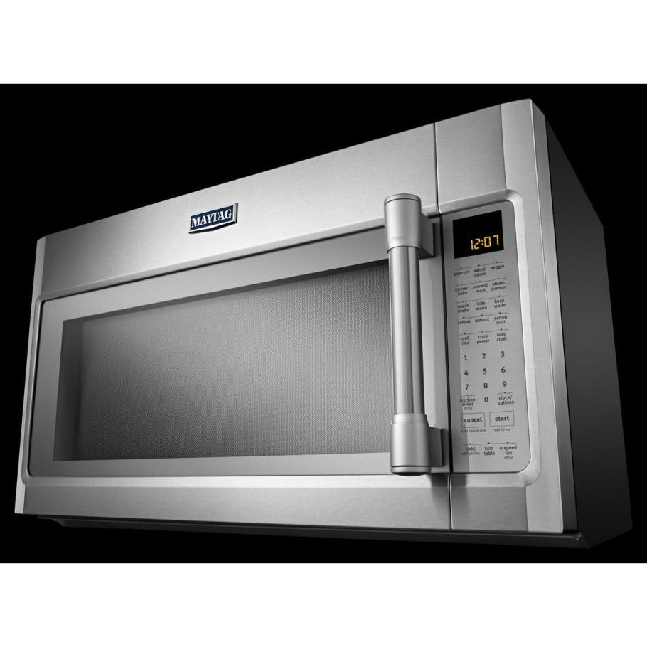 Whirlpool Over Stove Microwave Maytag MMV6190DH