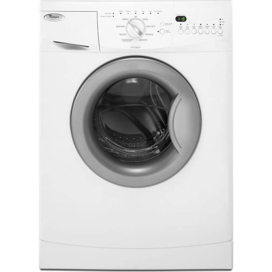 Wfc7500vw Whirlpool 2 0 Cu Ft Compact Front Load