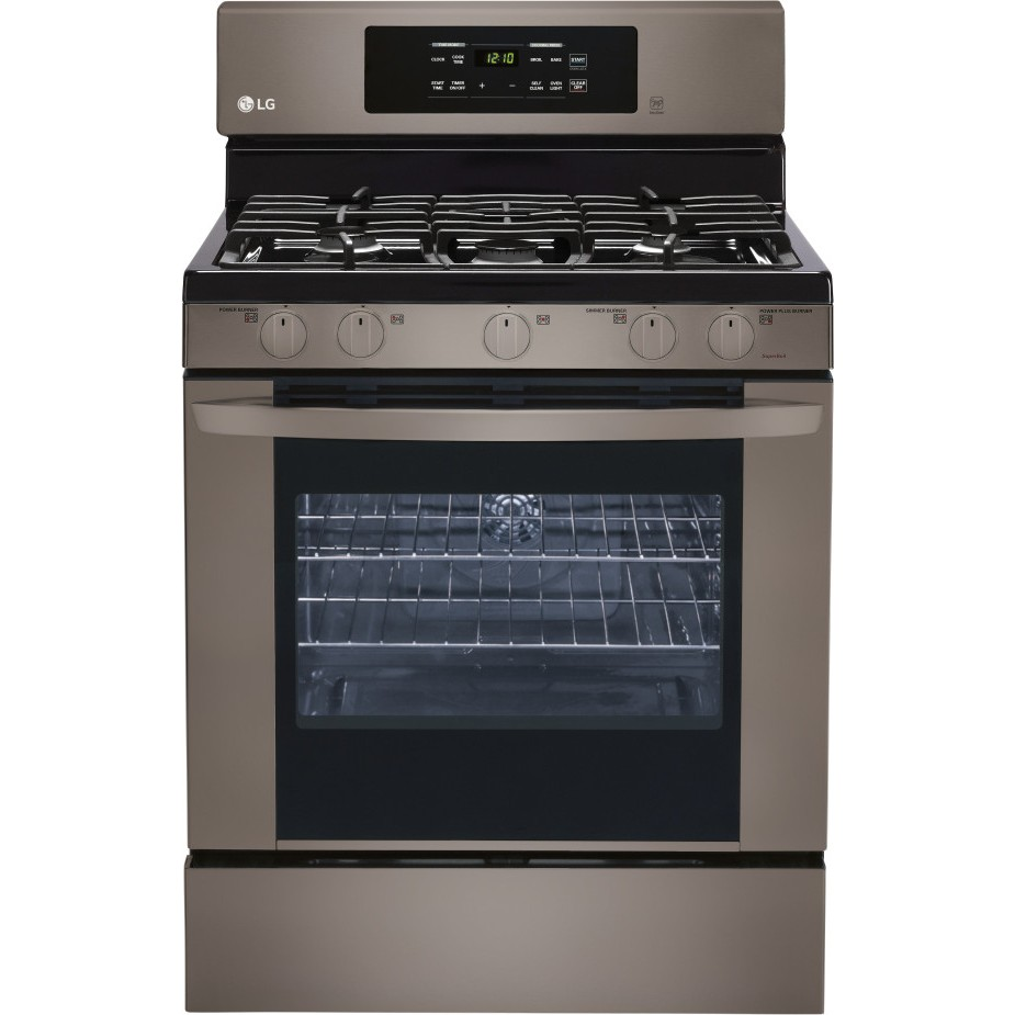 Lrg3081bd Lg 30 Quot Freestanding Gas Range Self Clean