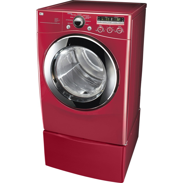 Lg Dryer Manufacture ~ Lg dlg r quot cu ft gas dryer