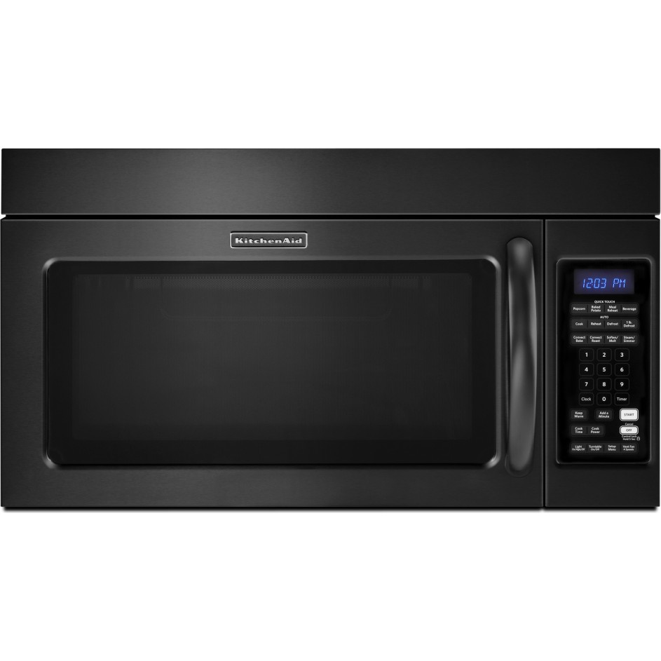 Kitchenaid Khmc1857wbl 1 8 Cu Ft Over The Range