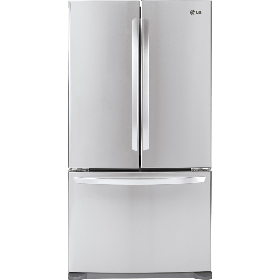 Lg Lfc25776st 25 0 Cu Ft French Door Refrigerator With 4