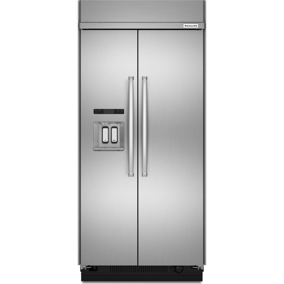 Kitchenaid refrigerators side by side