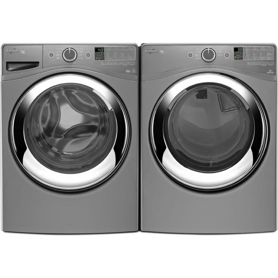 Whirlpool Wfw87hedc Front Load Washer Amp Wgd87hedc Gas Dryer