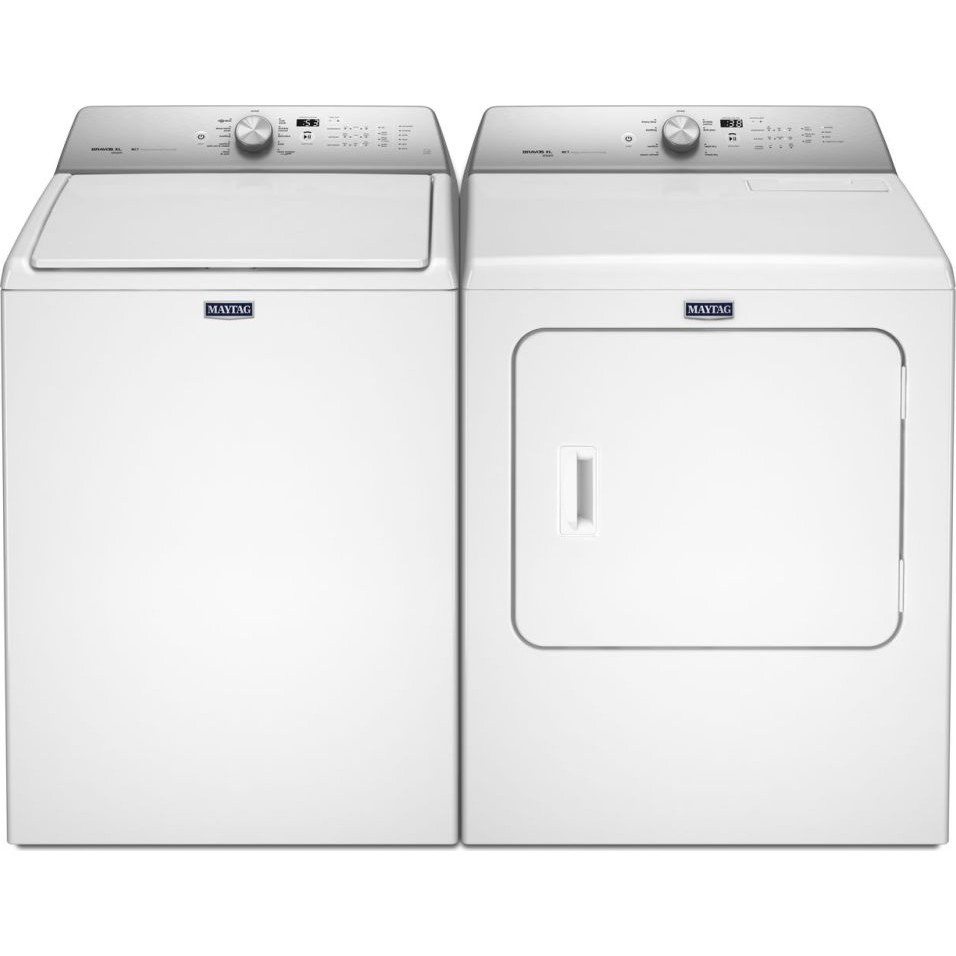Medb755dw maytag 29 7 0 cu ft electric dryer white - Maytag whirlpool ...