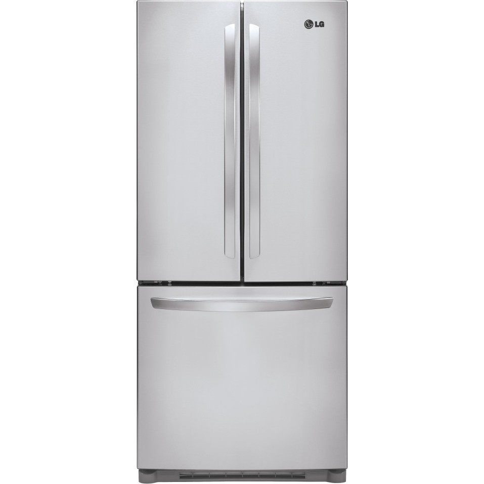 LG LFC20770ST 19 7 Cu Ft French Door Refrigerator With