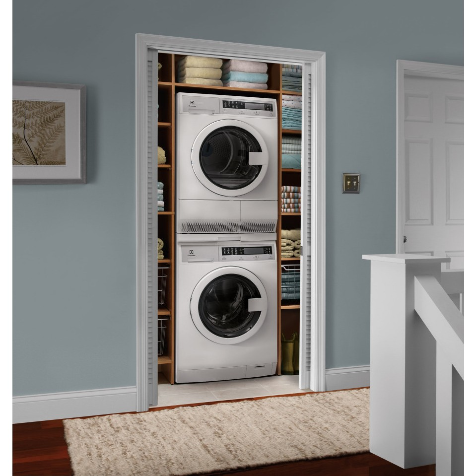 Cheap Home Laundry Washers Electrolux Eiflsqsw With Stackable Washer And  Dryer For Sale