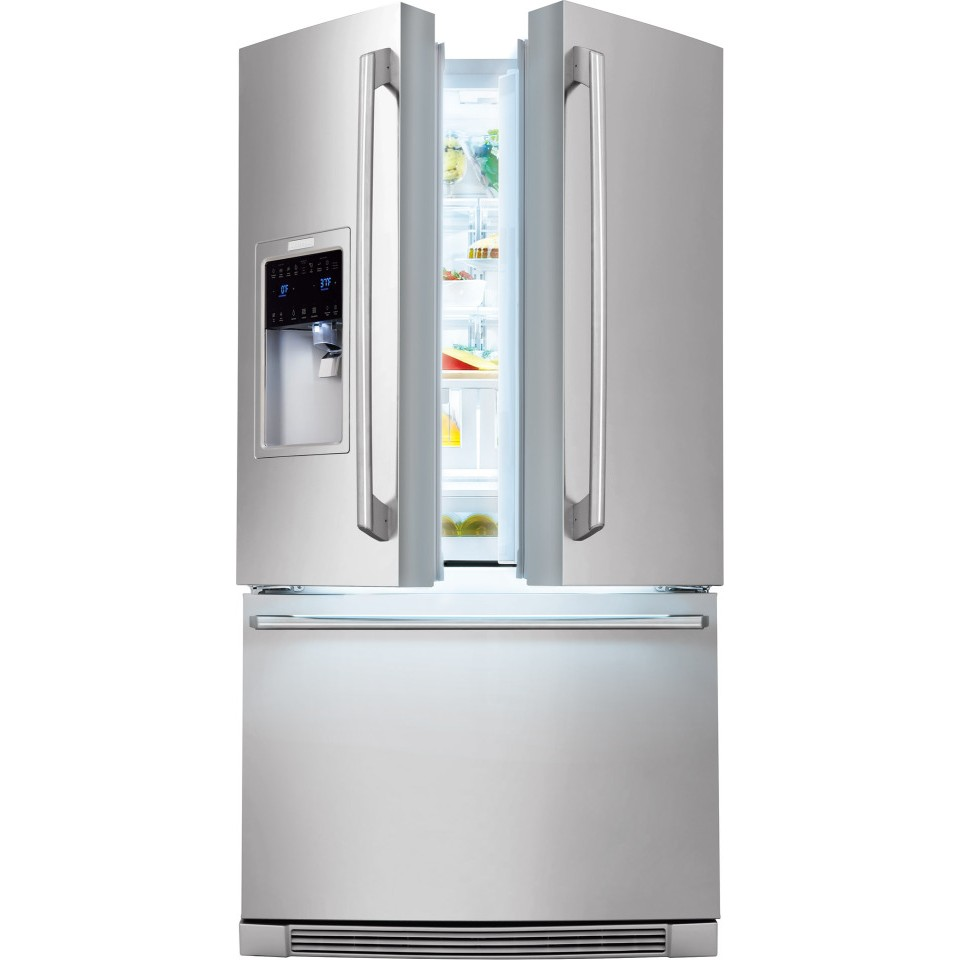 Luxury Refrigerators: Electrolux 22.6 Cu. Ft. French Door