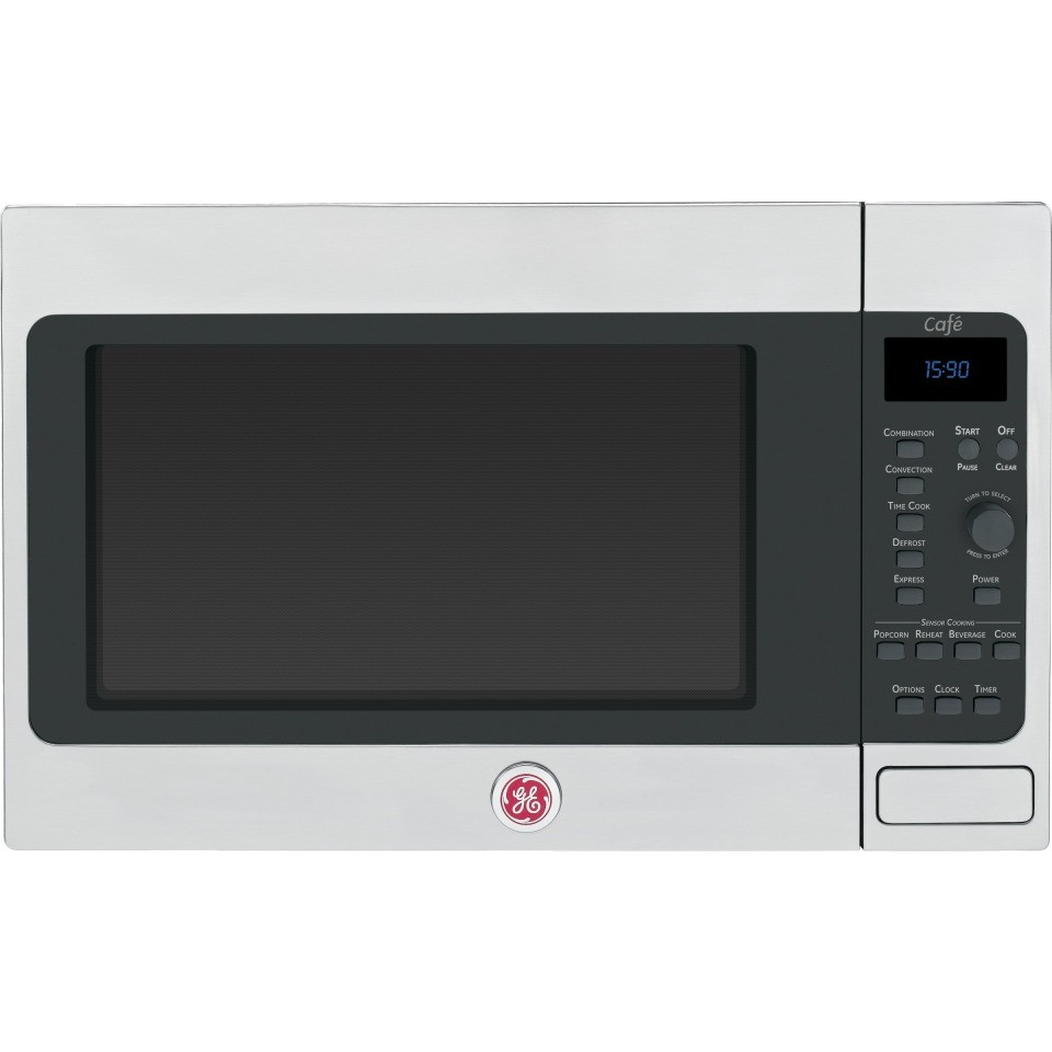 ge cafe microwave ceb1590ssss ge cafe series 1 5 cu ft countertop 10154