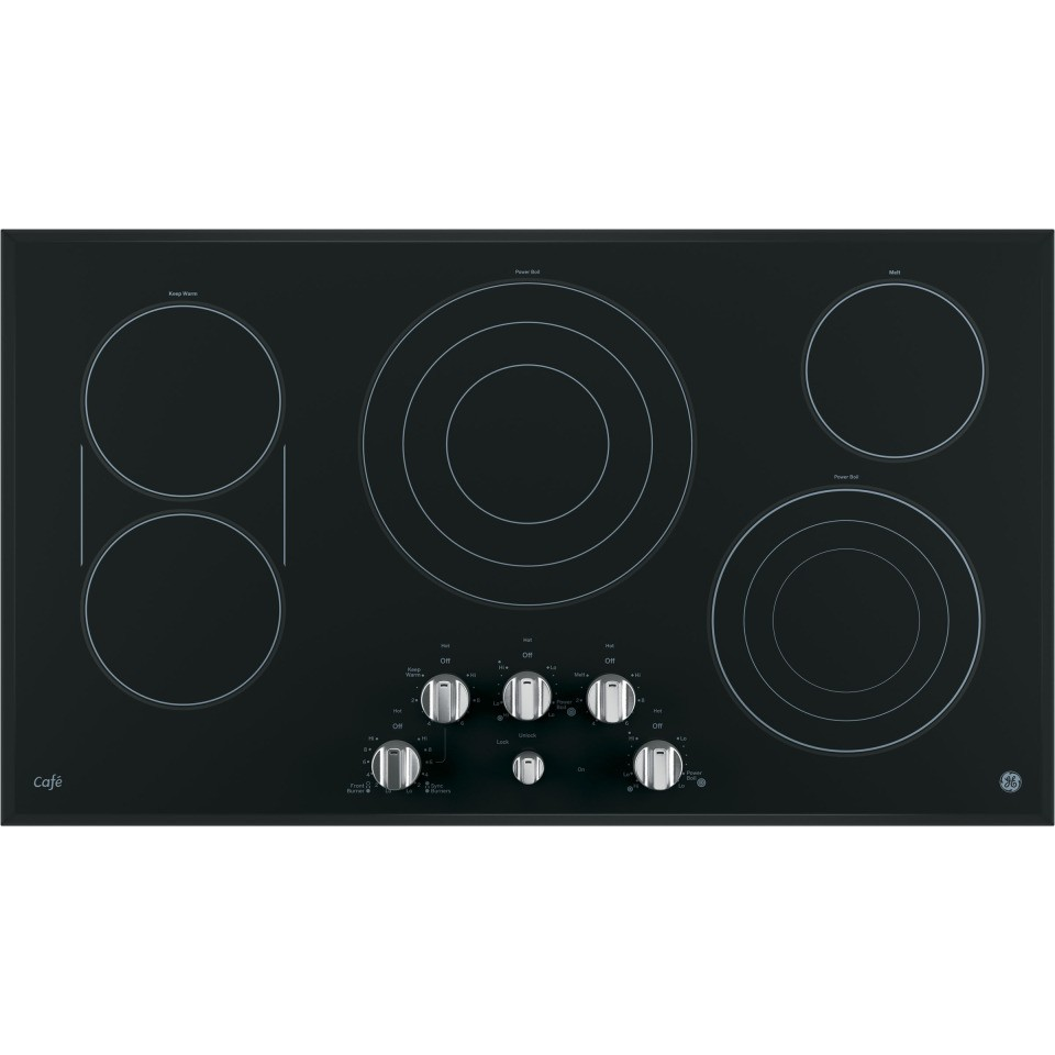 Cp9536sjss Ge Cafe Series 36 Quot Built In Knob Control