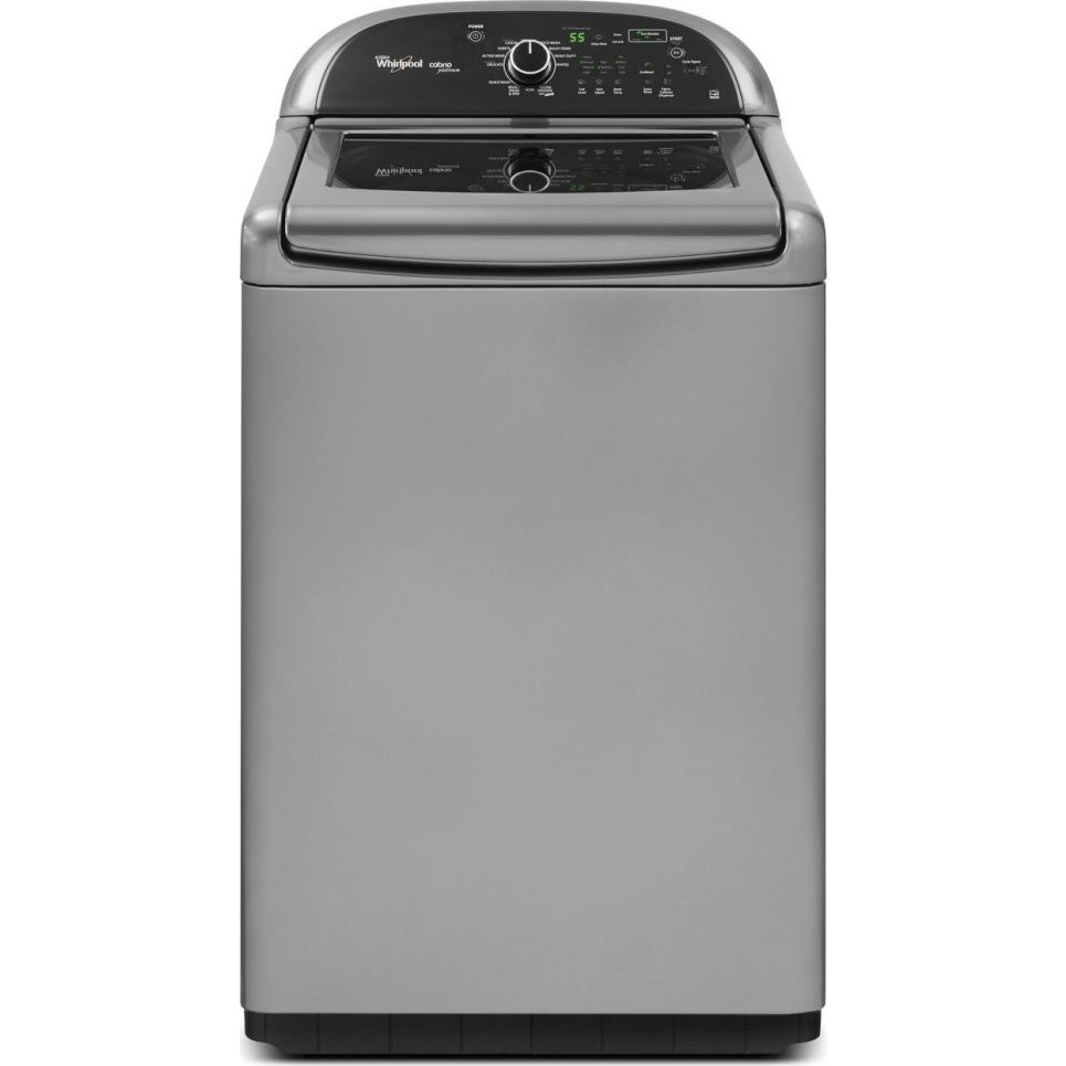 Wtw8500bc Whirlpool 4 8 Cu Ft Cabrio Platinum Top Load