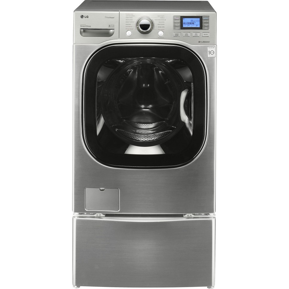 Lg Wm3875hvca 27 Quot 4 8 Cu Ft Front Load Washer