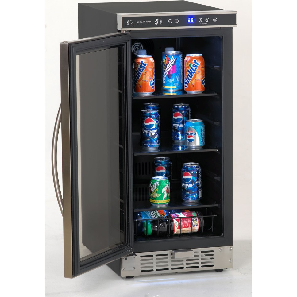 Avanti Bca1501ss 15 Quot Built In Beverage Center With 2