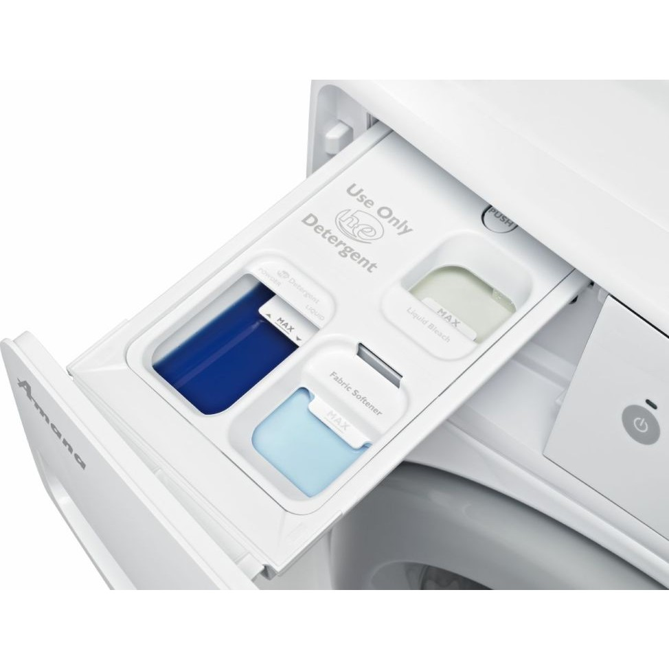 Washers and dryers samsung 4 8 cu ft front load washer and 7 5 cu - Nfw5800dw Amana 4 2 Cu Ft Front Load Washer White