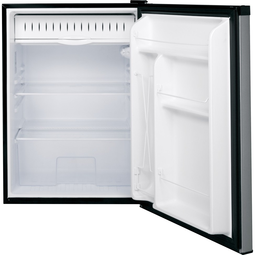 Gce06gshsb Ge Spacemaker Compact Refrigerator