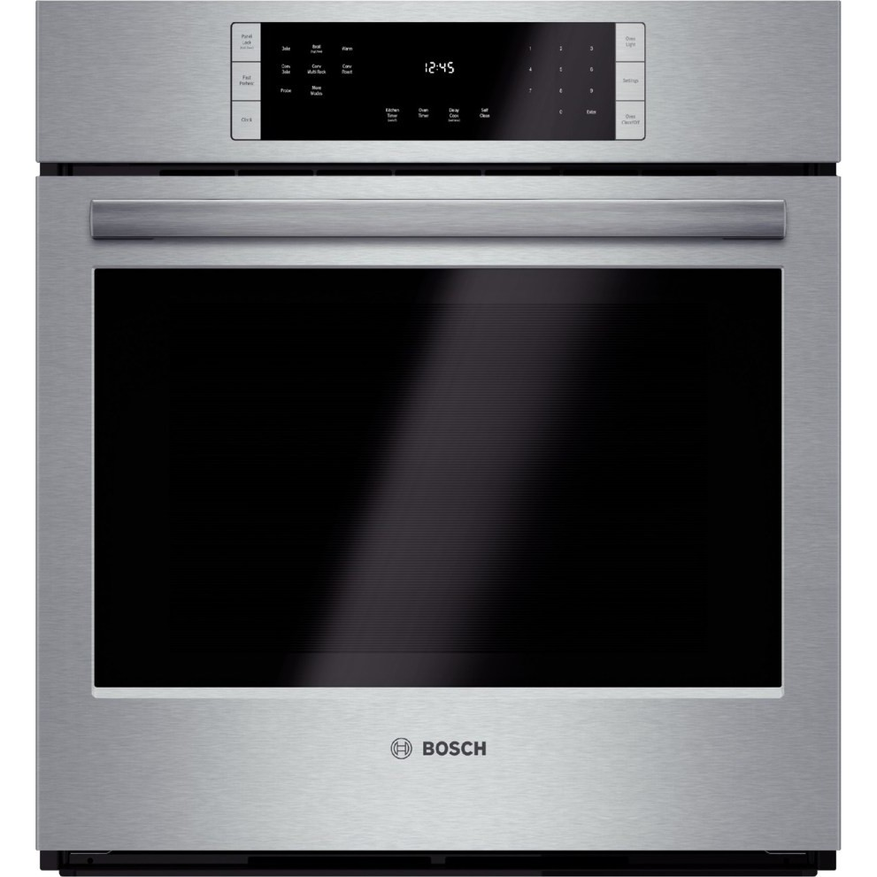 Bosch Hbn8451uc 800 Series 27 Quot Single Wall Oven