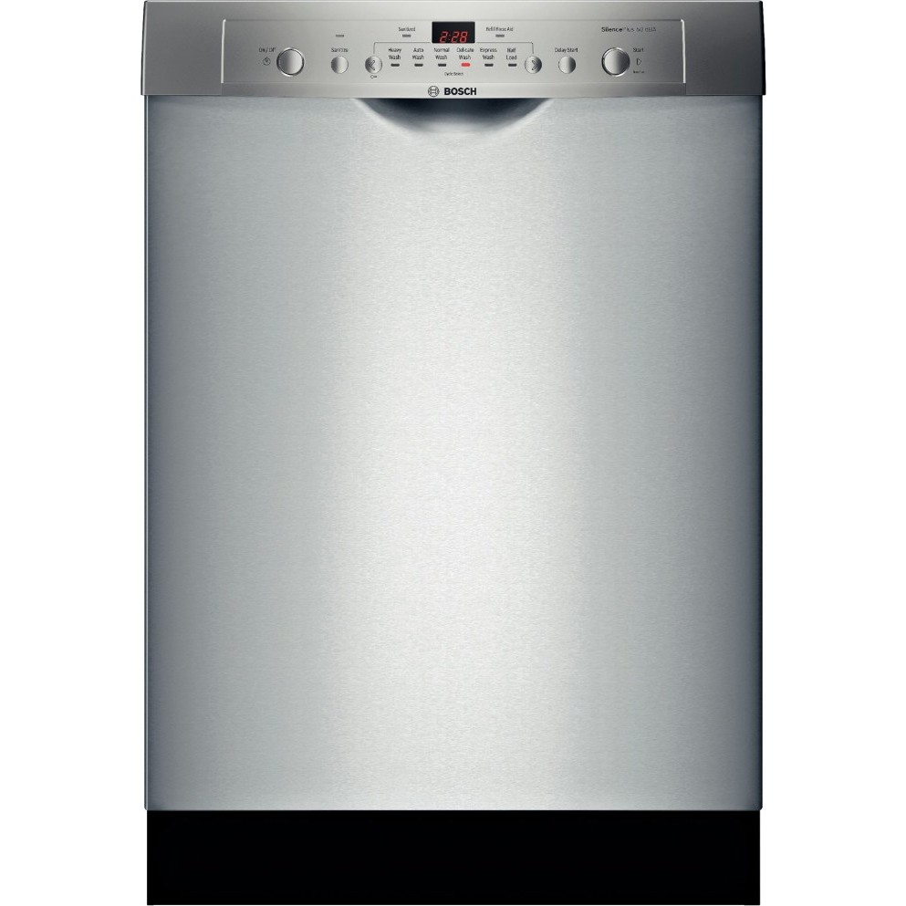 She3ar75uc Bosch Ascenta 24 Quot Dishwasher W Recessed Handle