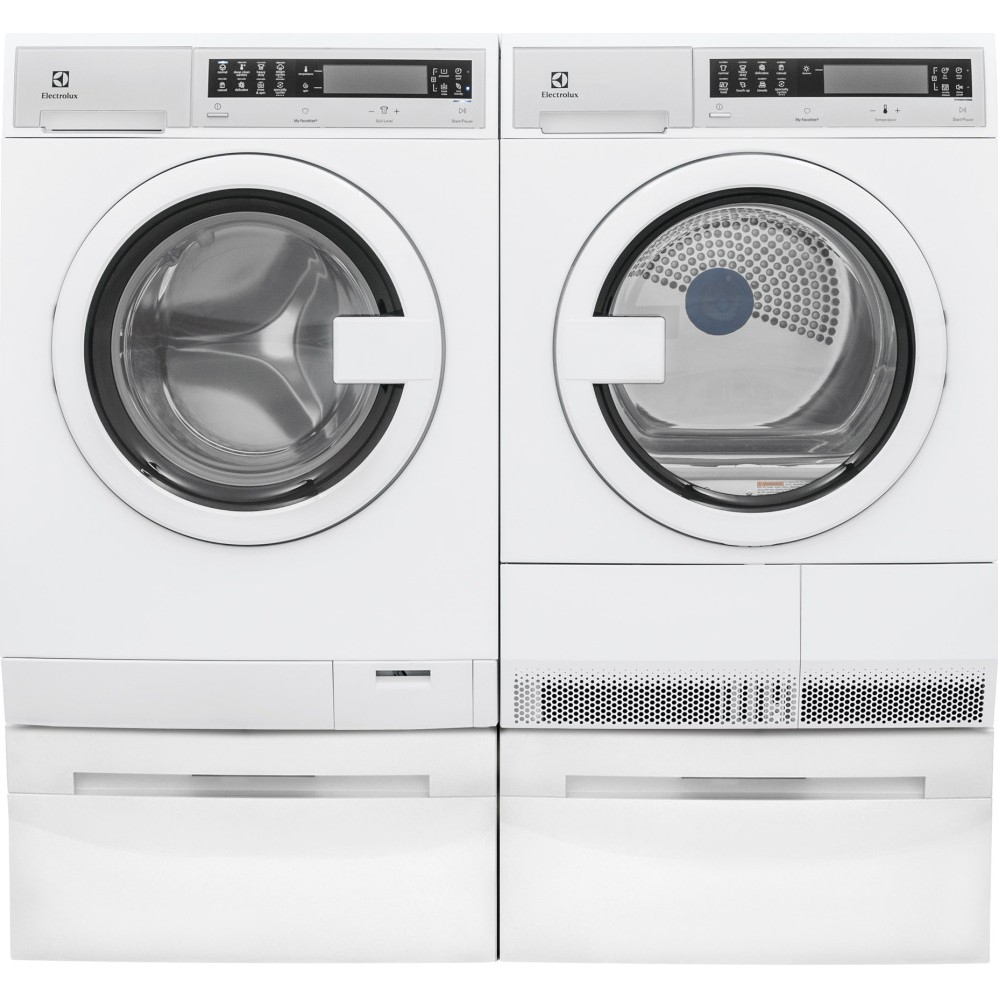 Electrolux eifls20qsw front load washer eied200qsw Electrolux washer and dryer