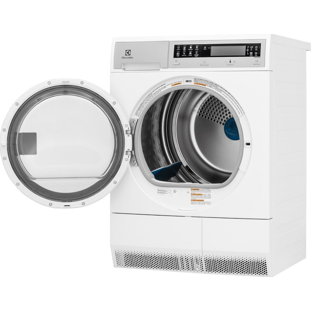 Eied200qsw electrolux 24 compact ventless electric dryer Electrolux washer and dryer