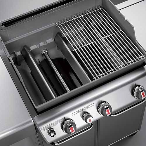 6570001 | Weber Genesis S-330 Grill, Sear Station, Side Burner