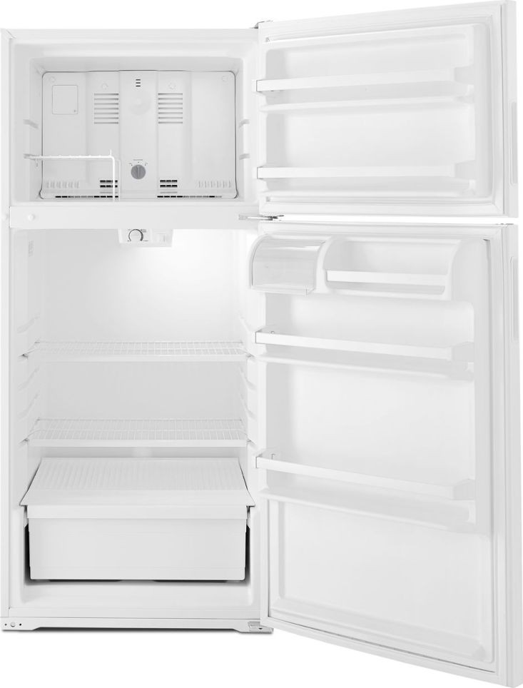 Art104tfdw Amana 28 Quot 14 3 Cu Ft Top Freezer