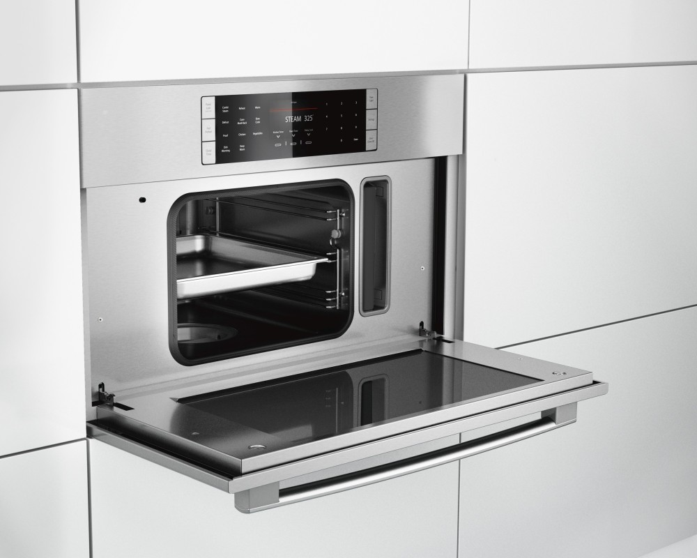 Hslp451uc Bosch Benchmark 30 Quot Steam And Convection Oven